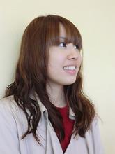 ナチュラル系ロングスタイル|OLIVE Hair Luceのヘアスタイル