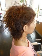 レディースツーブロック|美容室パルティーレのヘアスタイル