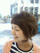 Midium|オレンジ・ペコのヘアスタイル
