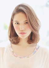☆大人可愛いボブミディ☆ pizzicatoのヘアスタイル