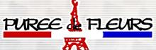 PUREE de FLEURS  | プレデフリュー  のロゴ