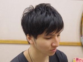 爽やかツーブロック|美容室/美容院 Run アールアン  平塚のメンズヘアスタイル