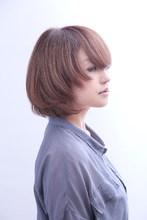 動きの出せるボブ|radiant 甲子園口店のヘアスタイル