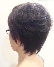 大人のショートスタイル|Radiantのヘアスタイル