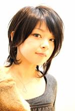 ショートヘアはナチュラルの中にポイントのデザインをプラス!|RENJISHI AOYAMAのヘアスタイル