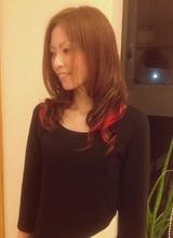 アクセントカラーで春のイメチェン!!|Rire.yのヘアスタイル