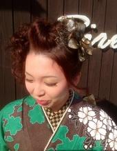 クール&キュート|Rire.yのヘアスタイル