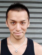 爽やかなソフトモヒカンにプラス黒髪で男の色気を演出!!|ROUGE 目白台店のメンズヘアスタイル