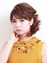結婚式、二次会にもピッタリ☆|ROUGE 茗荷谷店のヘアスタイル