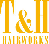 T&H HAIR WORKS  | T&H ヘアーワークス  のロゴ