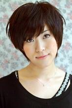コットンショート|SHAPE GARDEN kameariのヘアスタイル