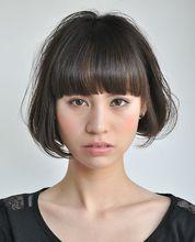 ガーリーボブ|shiangのヘアスタイル