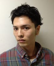 MENS 8|shiangのメンズヘアスタイル