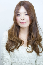 甘×辛 mix HAIR&MAKE Dimpleのヘアスタイル