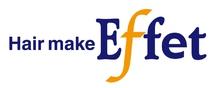 HAIR MAKE Effet    ヘアメイク エフェ  のロゴ
