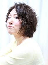 濡れた髪が光る!!濡れ系乙女!!|HAIR MAKE Effetのヘアスタイル