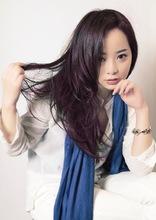 オーガニックカラーでピンクグラデーションのフェミニンロング☆|DAB HAIR ENGAROのヘアスタイル