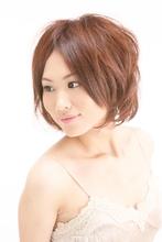 ドレープボブ|afeelのヘアスタイル