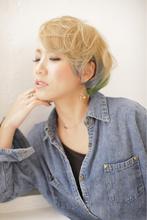 欲ばりショート|MODE K's 淡路店のヘアスタイル