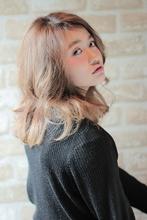 のばしかけパーマstyle|MODE K's 塚本店 モードケイズ塚本店のヘアスタイル