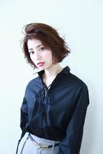 アゴライン☆姫カット☆トップノット|MODE K's 塚本店 モードケイズ塚本店のヘアスタイル