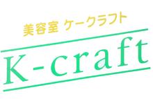 K-craft  | ケークラフト  のロゴ