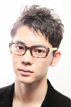 好感度UPの王道ショート☆さわやか男前ツーブロックヘアスタイル|felicita 緑地公園店のメンズヘアスタイル