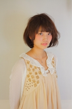 ☆ゆるカールボブ☆|サロン ド コアフィール オッズ 八尾店のヘアスタイル