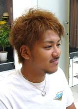 ソフトツイストパーマ(クセ毛風)|J-ONEのメンズヘアスタイル
