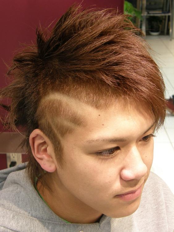 ツーブロックアシメ! | 戸越銀座・中延・旗の台の美容室 J,ONEのメンズヘアスタイル | Rasysa(らしさ)