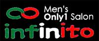 メンズ専門理容室インフィニィト 板宿店  | インフィニィト イタヤドテン  のロゴ