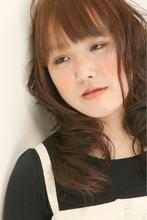 ゆるふわフェミニン♪|aile ciel 富田林店のヘアスタイル