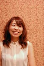 ふわカジュミディ♪|aile ciel 富田林店のヘアスタイル