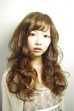 *スウィートウェーブロング*|IMAJINE 吉祥寺のヘアスタイル