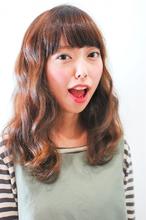 *マリメッコウェーブ*|IMAJINE 吉祥寺のヘアスタイル