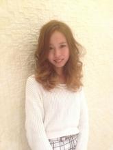 柔ふわ☆リバウェ−ブ|ヘアサロン VIVIT 藤井寺店のヘアスタイル