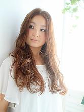 ナチュラルウェーブ|ヘアサロン VIVIT 藤井寺店のヘアスタイル