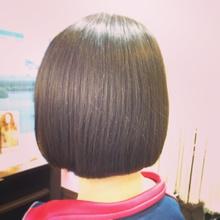 フラットボブ|Ark 富塚店のヘアスタイル