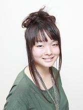 アップ|hair garden ans. 千歳烏山店のヘアスタイル