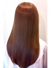 艶髪ストレート|SIELLAのヘアスタイル