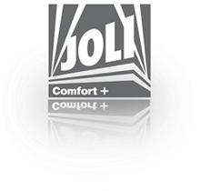 JOLI comfort+  | ジョリ コンフォートプラス  のロゴ