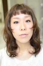 マシュマロ カール☆|Hair room Prismのヘアスタイル