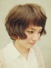 ふわユル☆ボブ♪|Hair room Prismのヘアスタイル