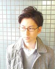 さわやかビジネスクールスタイル|KAMI-YU 千川店のメンズヘアスタイル