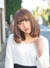 『PRESENCE BRAINS』ニュアンスボブ☆|PRESENCE BRAINS 下北沢のヘアスタイル