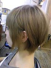 ナチュラルショート☆|TAUのヘアスタイル