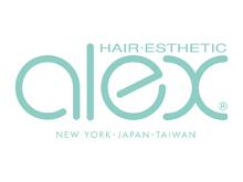 alex 芦屋店  | アレックス アシヤテン  のロゴ