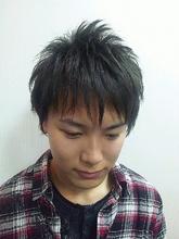 ◆ナチュラルウルフ◆|AXEL 小金原本店のメンズヘアスタイル