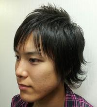 ◆外はねウルフレイヤー◆|AXEL 小金原本店のメンズヘアスタイル