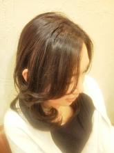 ◆ナチュラルワンカール◆|AXEL international 東松戸店のヘアスタイル